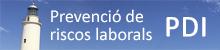 Prevenció de riscos laborals PDI, (obriu en una finestra nova)